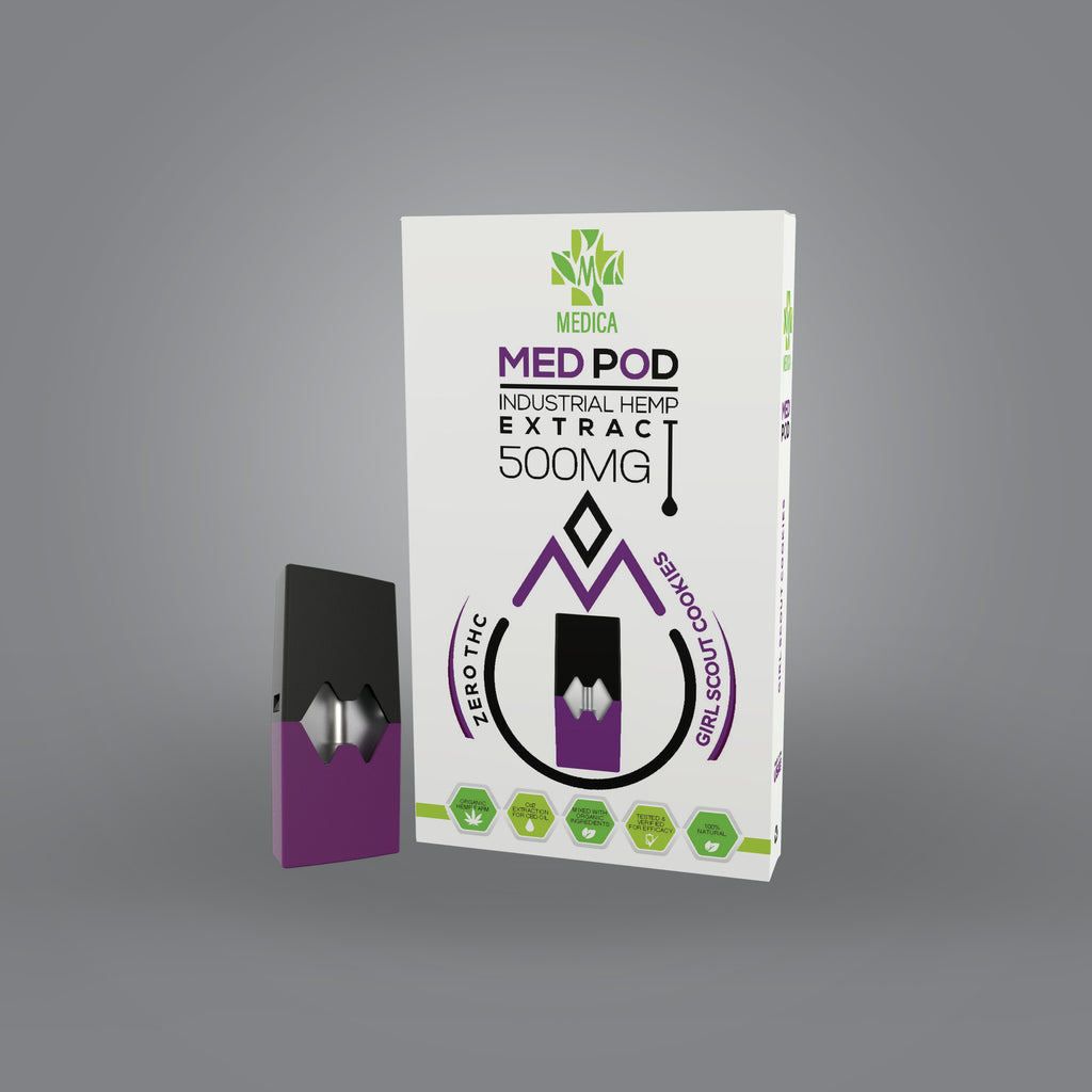 Medica Hemp - Girl Scout Cookies 500mg