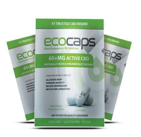Eco Caps Sachet 60mg