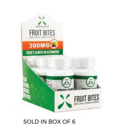 CBD Fruit Bites – 300 MG