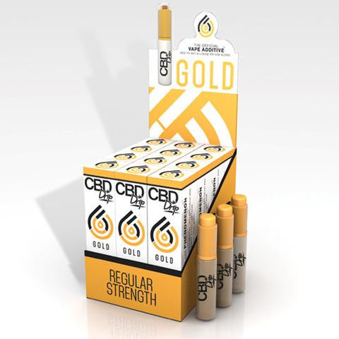 CBD Drip Gold (Box)(12 units)