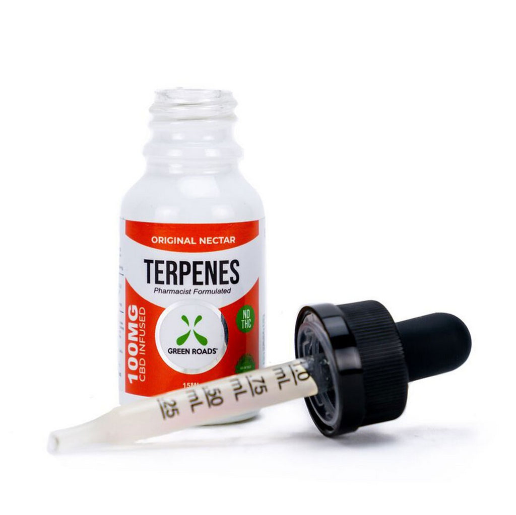 CBD Terpenes Oil – Original Nectar