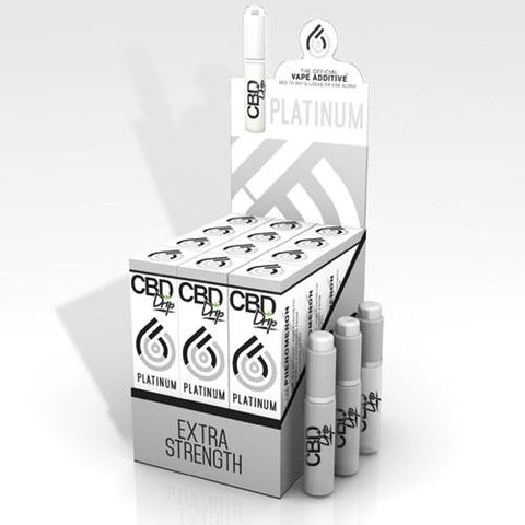 CBD Drip Platinum (Box)(12 units)