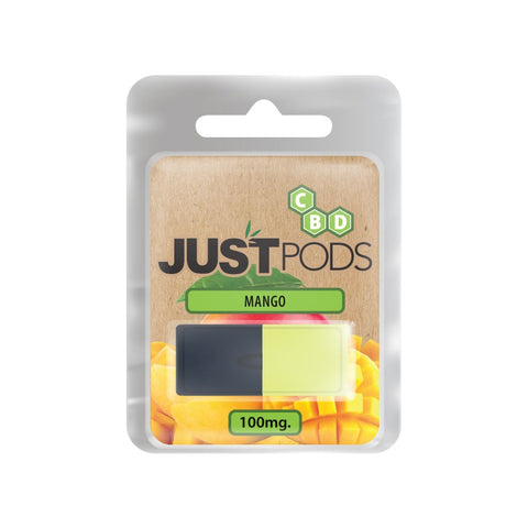 Just CBD Pods 100mg