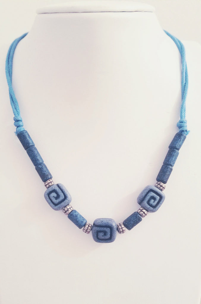 Greek Key Necklace