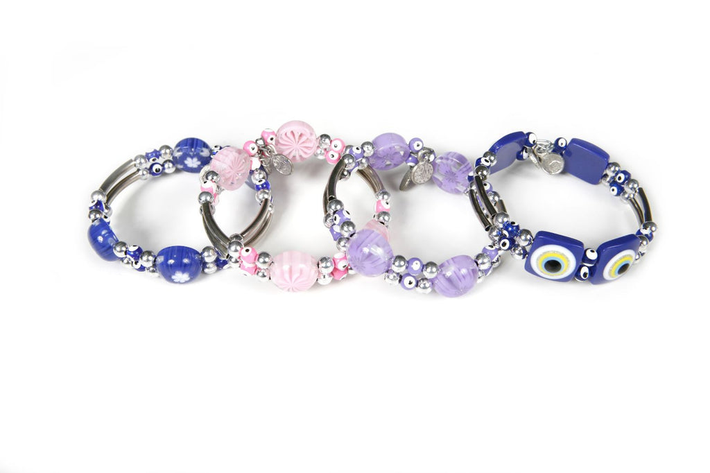 Fashion Cuff Evil Eye Bracelet