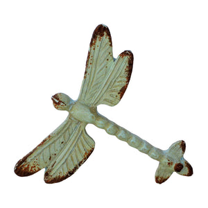 Dragonfly iron pull - seafoam green