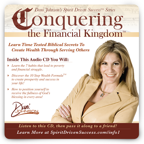 Conquering the Financial Kingdom CD