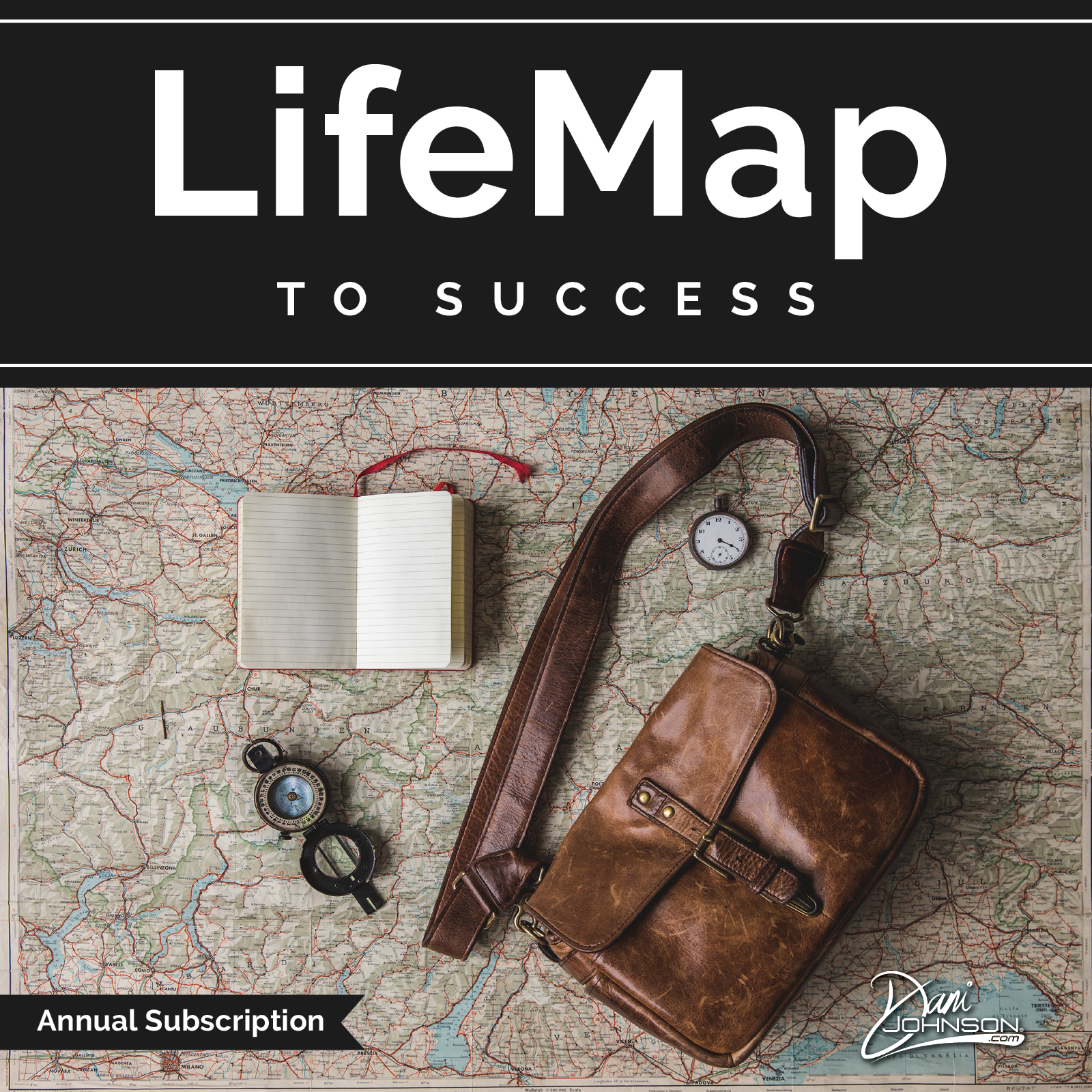 LifeMap To Success: Annual Subscription