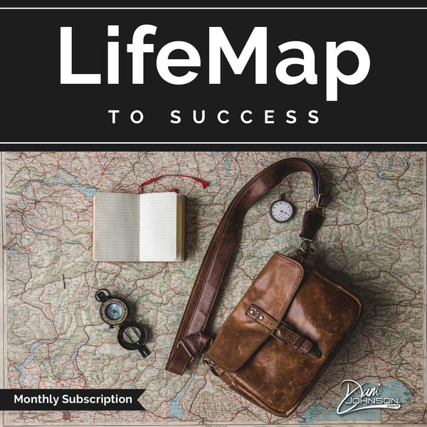 LifeMap To Success: Monthly Subscription