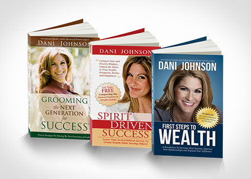 3 Book Bundle