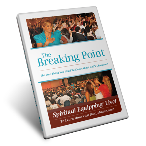 Spiritual Equipping Live Series 2: The Breaking Point