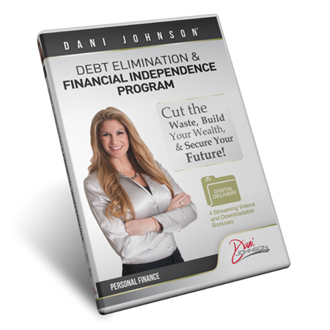 Debt Elimination & Financial Independence