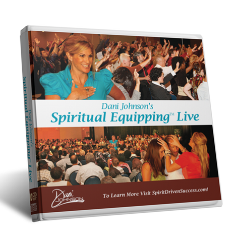 Spiritual Equipping Live Series 1: 1 - 10