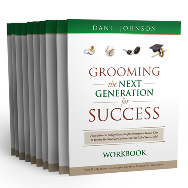 Grooming the Next Generation for Success Workbooks