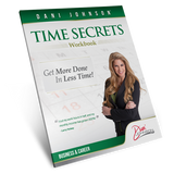 Time Secrets Workbook