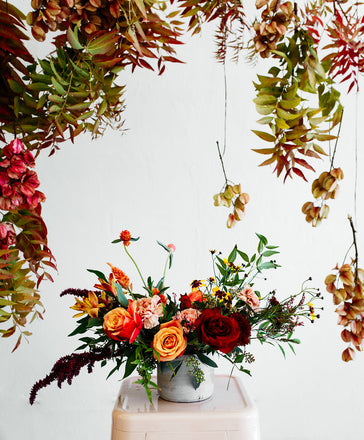 Fall Flower Arranging Workshop
