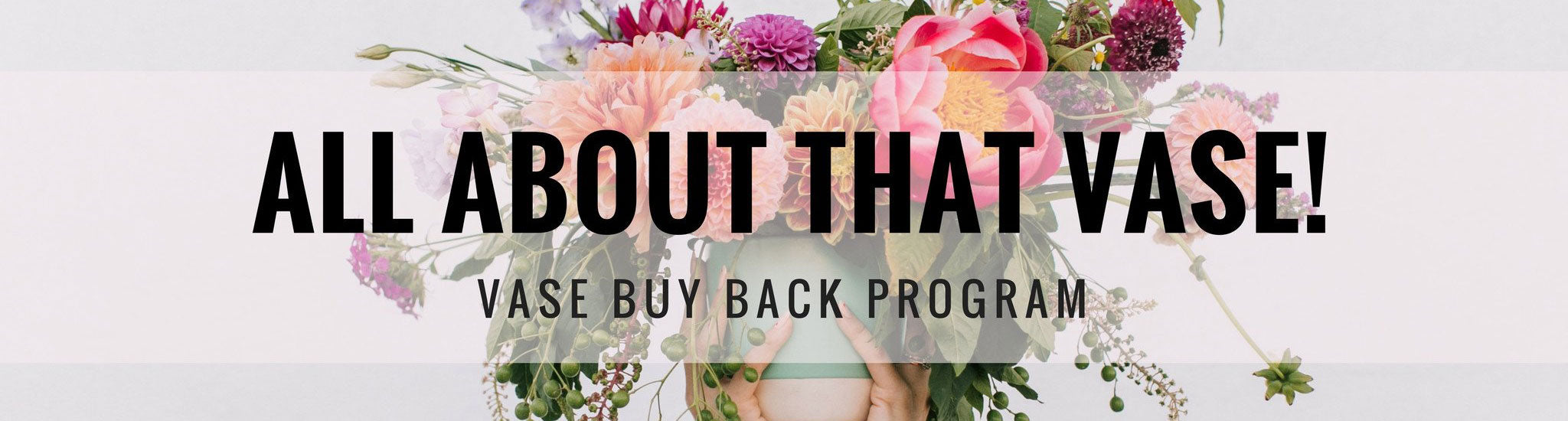 Vase Buy Back Program