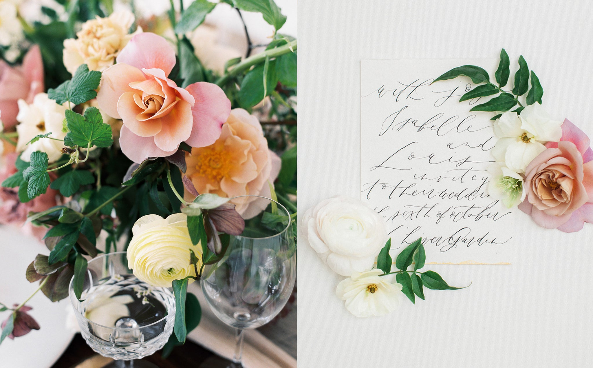 Custom Florals for Events | Native Poppy Studio