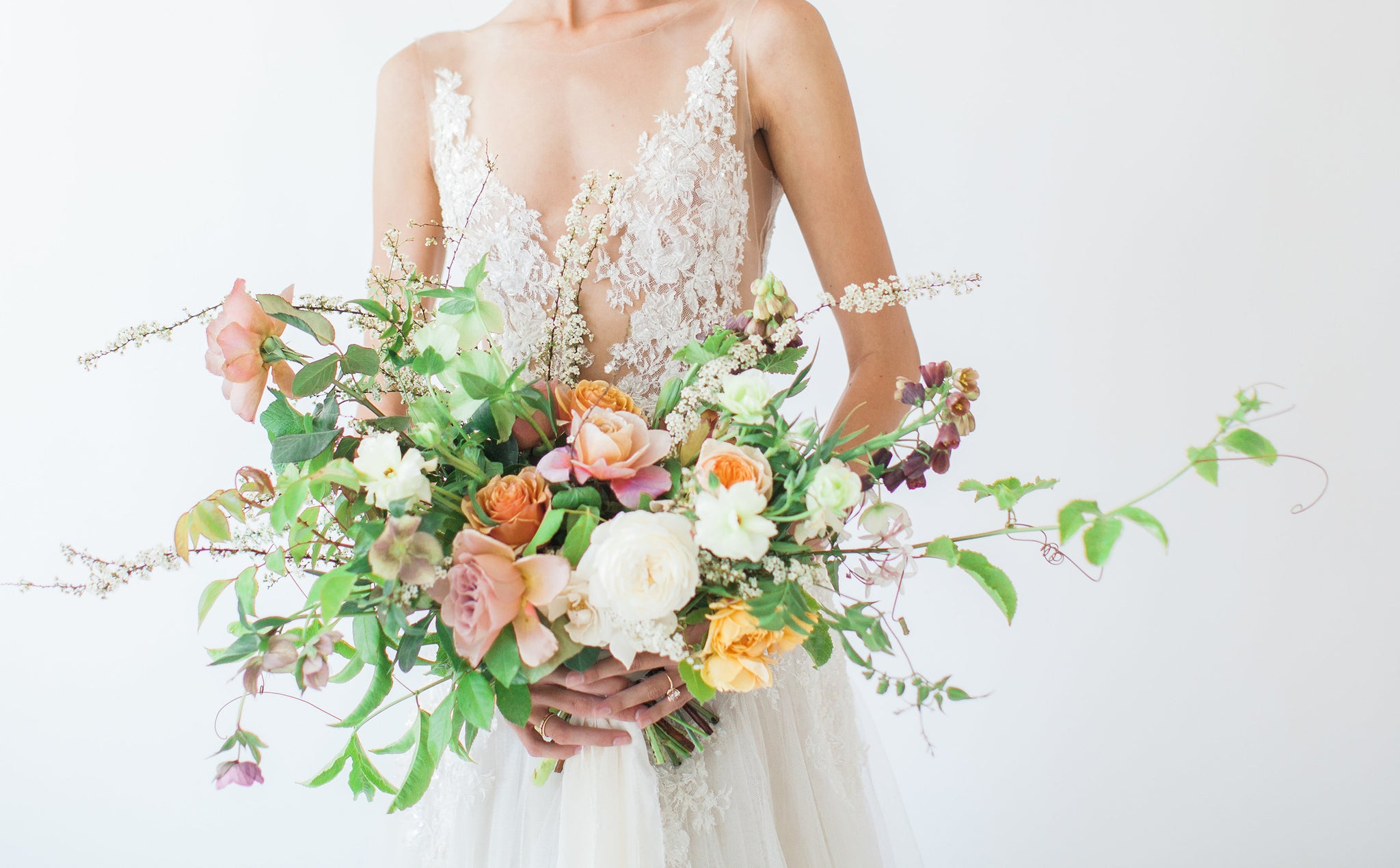 Custom Wedding Florals | Native Poppy Studio