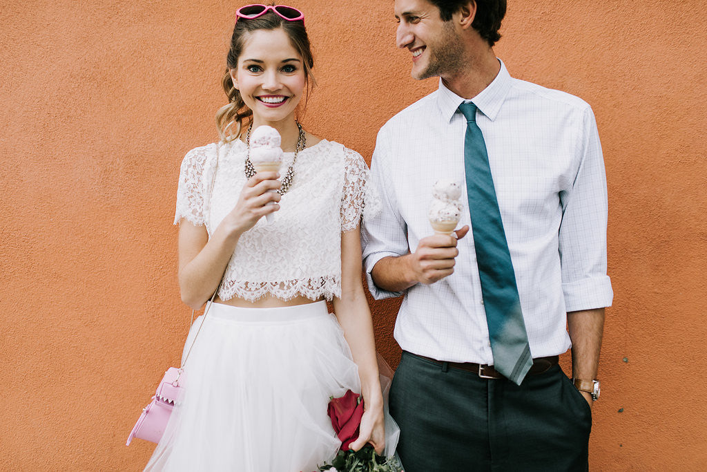 Native Poppy: 10 Ways to be the coolest bride on the block 11