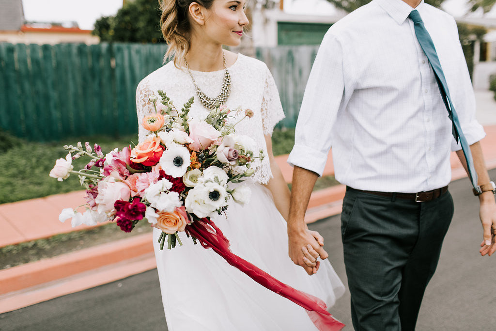 Native Poppy: 10 Ways to be the coolest bride on the block 05