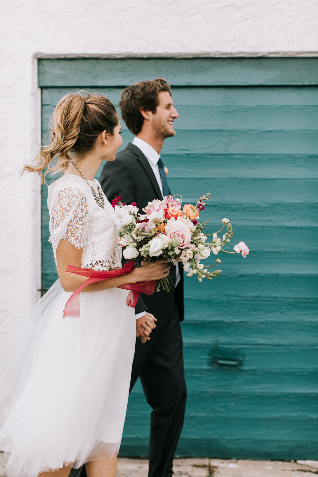 Native Poppy: 10 Ways to be the coolest bride on the block 17
