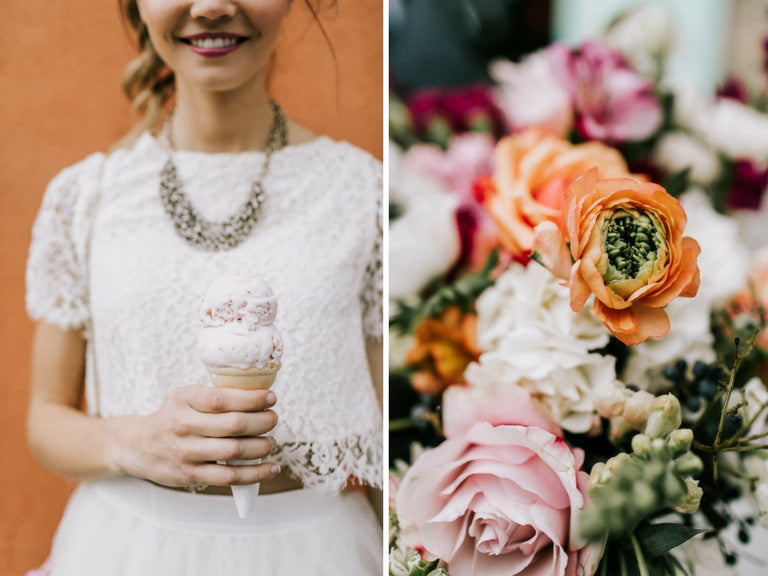 Native Poppy: 10 Ways to be the coolest bride on the block 16