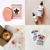 Self care bath and beauty gifts for bridesmaids