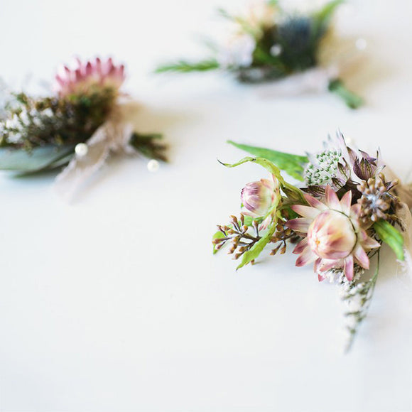 Prom Boutonnière | Native Poppy
