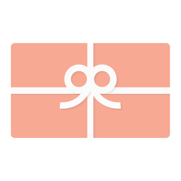 Native Poppy Online Gift Card