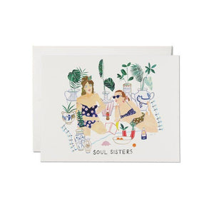 Soul Sisters Card | Red Cap Cards
