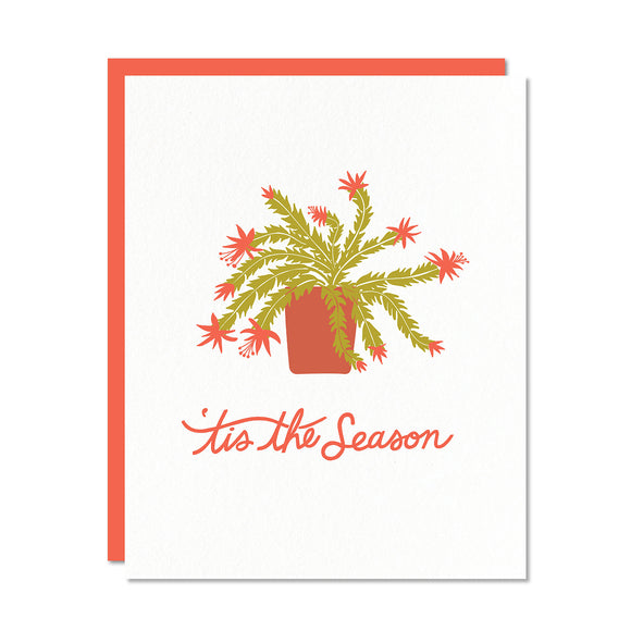 Tis The Season Card | Odd Daughter