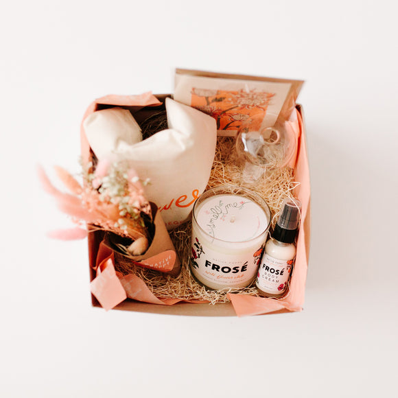 Wild Flower Club Gift Box from Native Poppy