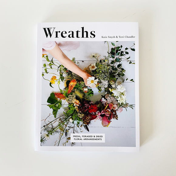 Cover of Wreaths by Katie Smyth