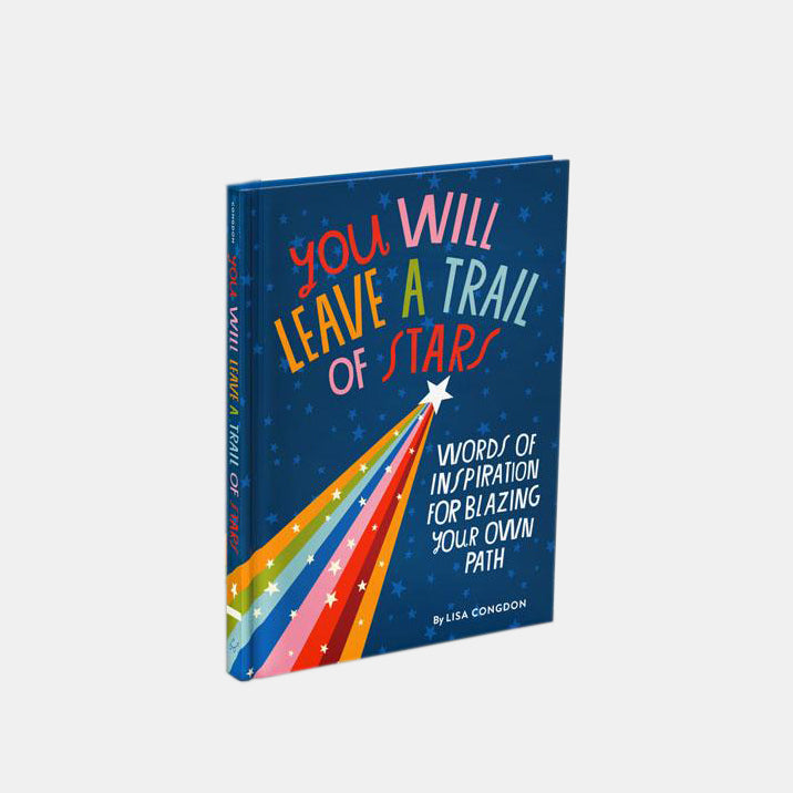 You Will Leave a Trail of Stars by Lisa Congdon book cover