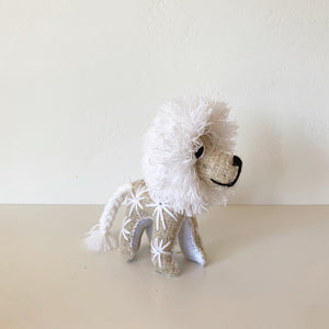 Lion - Neutral Mexican Stuffies | Folk Project
