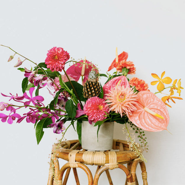 Summer Flower Arranging 101