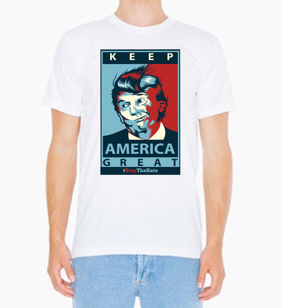 Men's Keep America Great Tee