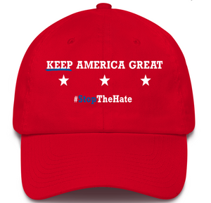 Keep America Great Classic Cap