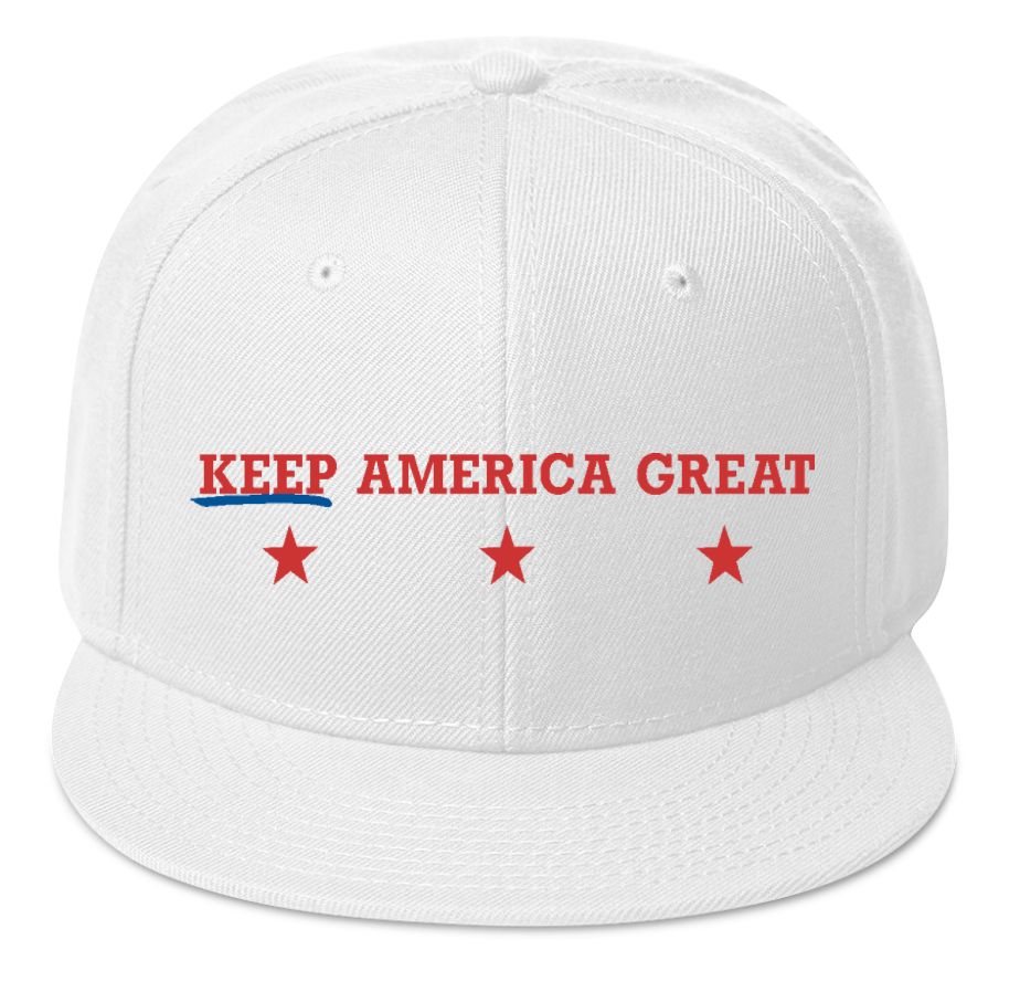 Keep America Great - BOLD High Profile Cap