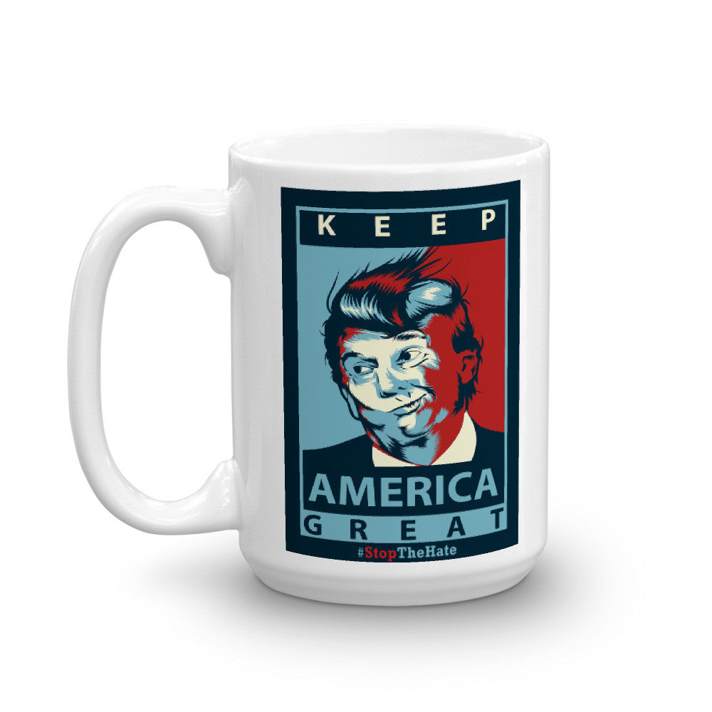 Classic Keep America Great Mug
