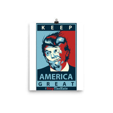 Load image into Gallery viewer, Keep America Great Posters w/Fingerprint Resist