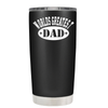 Worlds Greatest Dad 20 oz Tumbler