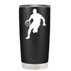Basketball Player Silhouette 20 oz Tumbler