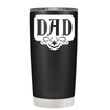 Dad Plaque 20 oz Tumbler