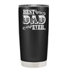 Classic Best Dad Ever 20 oz Tumbler