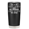 Retired Under New Management See Wife 20 oz Tumbler