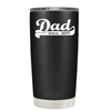 Dad Since 2017 20 oz Tumbler