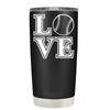 BaseBall Love Ball 20 oz Tumbler