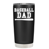 Baseball Dad 20 oz Tumbler